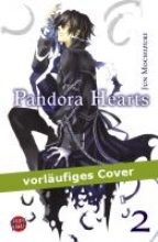 Mochizuki, Jun Pandora Hearts 02