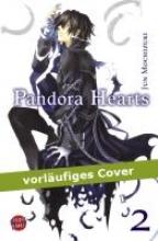 Mochizuki, Jun Pandora Hearts 02