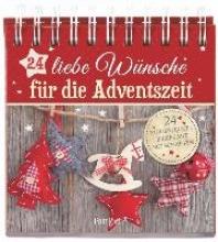 24 liebe Wünsche für die Adventszeit