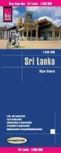 , Reise Know-How Landkarte Sri Lanka  1  :500.000