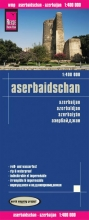 , Reise Know-How Landkarte Aserbaidschan 1 : 400.000