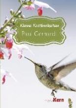 Kleine Kostbarkeiten - Paul Gerhardt