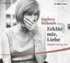 Bachmann, Ingeborg Erklär mir, Liebe