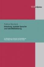 Djoufack, Patrice Entortung, hybride Sprache und Identitätsbildung