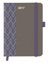 Cool Diary PATTERN Stone 2017 16x22