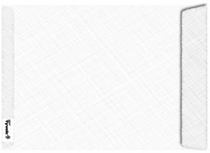 , Envelop Tyvek monsterzak B4 250x330x38mm 75gr wit 100stuks
