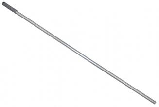 , Mopsteel Rubbermaid Bi-Power 139cm grijs