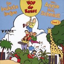 , VOF De Kunst*Leukste Liedjes Van Annie M.G. Schmidt 2 CD