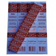 , Consumptiebon Combicraft UV beveiliging 500 stuks oranje