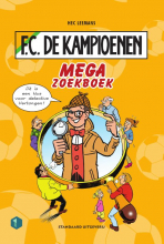 Hec  Leemans Megazoekboek