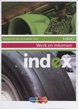 Haperen van Index 2e fase havo Werk en Inkomen