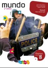 Mundo 8 Hoe vrij ben jij? leerjaar 2 lwoo-bk Themaschrift