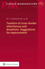 , Taxation of cross-border inheritances and donations. Suggestions for improvement