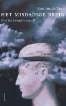 Antoine de Kom , Het misdadige brein
