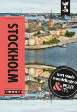 Margot Eggenhuizen Wat & Hoe Stedentrip  Marina Goudsblom, Stockholm