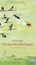 Ad  Grooten De sprookjeskoningin CD Audio
