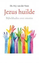 H.J. van der Veen , Jezus huilde