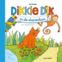 Jet Boeke , Dikkie Dik in de dierentuin