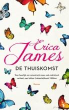 Erica  James De thuiskomst - Zomerlezen 2017