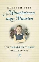 Elsbeth  Etty Minnebrieven aan Maarten