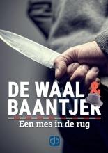 Baantjer & de Waal , Een mes in de rug