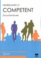 Wilma Vrijs Eva de Leeuw, Competent Nederlands 3F Docentenboek