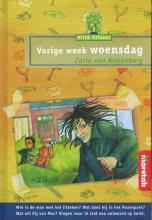 Carla van Kollenburg , Vorige week woensdag