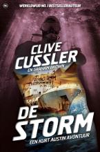 Clive  Cussler De storm
