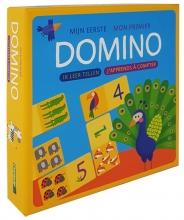 , Mijn eerste Domino - Ik leer tellen Mon premier Domino - J`apprends à compter