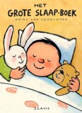 Guido Van Genechten Het grote slaapboek Clavisje
