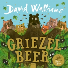 David  Walliams Griezelbeer
