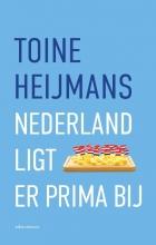 Toine  Heijmans Nederland ligt er prima bij