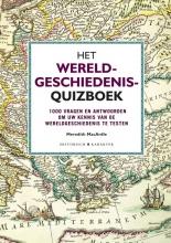 Meredith  MacArdle Het wereldgeschiedenis-quizboek