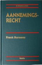 Frank Burssens , Aannemingsrecht