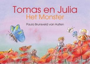 Paula  Brunsveld van Hulten Tomas en Julia - Het Monster