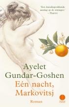 Ayelet  Gundar-Goshen En nacht, Markovitsj