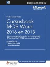 Studio Visual Steps , Cursusboek MOS Word 2013 Basis