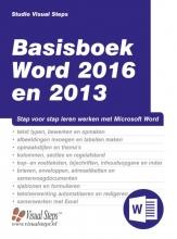 Studio Visual Steps , Basisboek Word 2016 en 2013