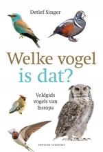 Detlef Singer , Welke vogel is dat?