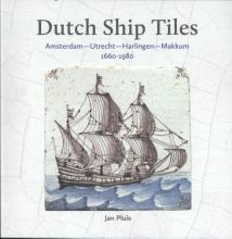 Jan  Pluis Dutch Ship Tiles