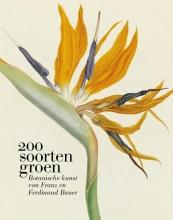 Terry van Druten, Esther van Gelder 200 soorten groen