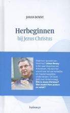 Johan  Bonny Herbeginnen bij Jezus Christus