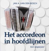 Jan van den Bosch, Het accordeon in hoofdlijnen