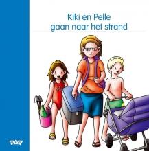 Jeannette Lodeweges , Kiki en Pelle gaan naar het strand