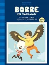 Jeroen  Aalbers Borre en Valkman