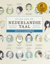 Fieke  Van der Gucht, Mathilde  Jansen, Johan  De Caluwe, Nicoline  van der Sijs Atlas van de Nederlandse taal