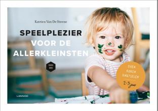 Mama Baas Katrien Van De Steene, Speelplezier voor de allerkleinsten (Van 2 tot 3 jaar)