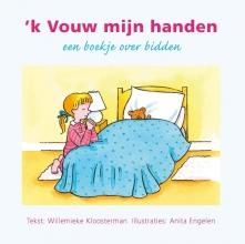 Willemieke  Kloosterman-Coster `k Vouw mijn handen