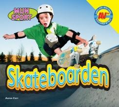 Aaron  Carr AV+ Mijn sport - Skateboarden