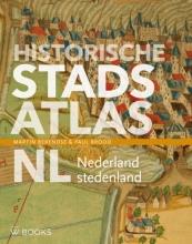 Paul Brood Martin Berendse, Historische stadsatlas NL